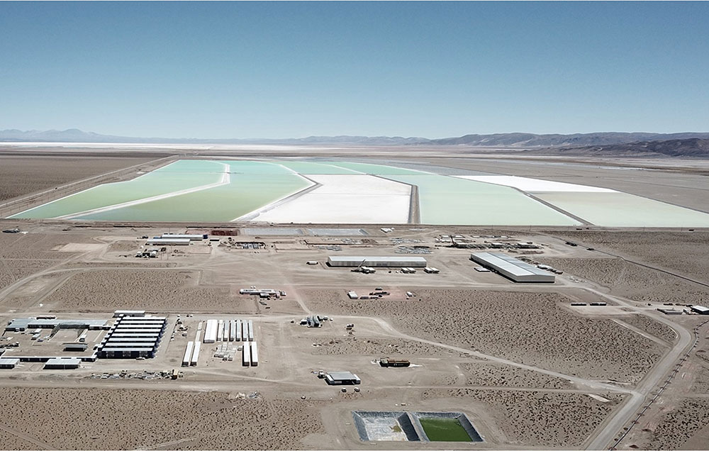 Advancing two world-class lithium projects to production